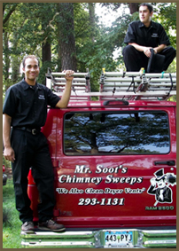 Mr Soot S Chimney And Dryer Vent Cleaning